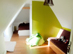 Etage - Chambre verte - 1